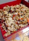 【母直伝】鶏ゴボウの混ぜご飯