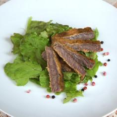近江牛肉のインド風焼き