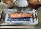 簡単☆鮭の塩焼き