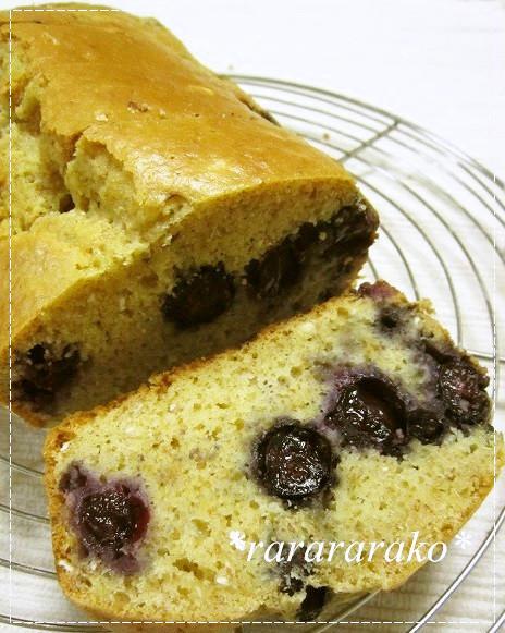 トレジョPCMで☆パウンドケーキ