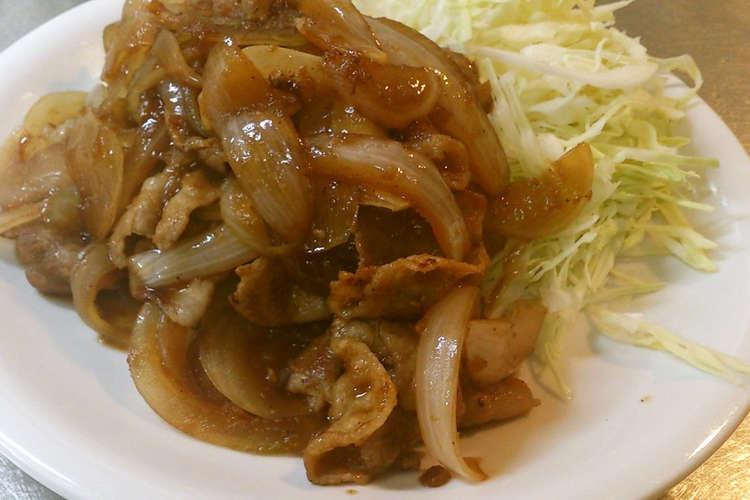 焼き 玉ねぎ 生姜 レシピ