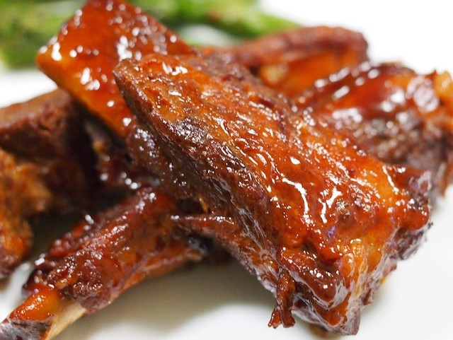 スペアリブ レシピ 豚