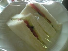 さらだ♪サンドイッチ