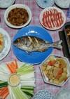 還暦&誕生日お祝いディナー