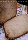 ハチミツとシナモンの食パン