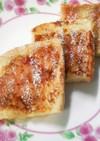 簡単朝食☆イチゴ味のフレンチトースト♪