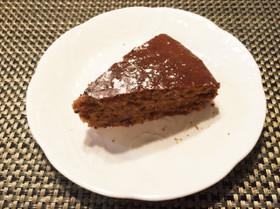 バレンタインに☆ミロとHMで簡単!ケーキ