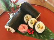 巻き寿司★豪華なうなぎ★の写真