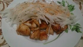 簡単☆鶏胸肉の照り焼き
