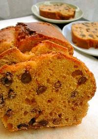あずきときな粉のパウンドケーキ◇醤油風味