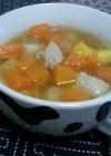 風邪引きスープ♡心もあったまる簡単スープ