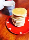 小麦・卵不使用!ふわふわ米粉パンケーキ♡