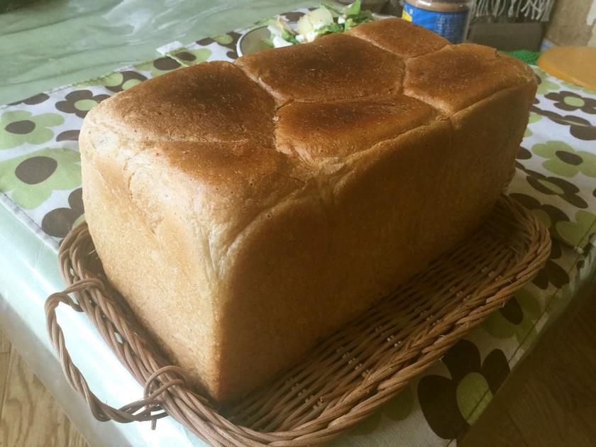 塩麹のシンプルパン