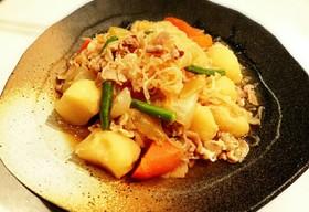 簡単♬和食の定番豚肉で美味しい肉じゃが♡