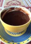 自家製ホットチョコレート