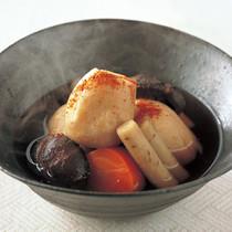 里芋とにんじんとごぼうの精進煮