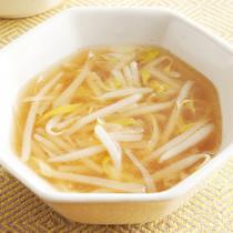 もやしのスープ