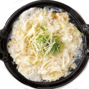 豆腐の淡雪鍋