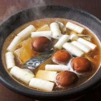 豆腐とさわらの鍋