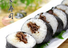 牛肉の太巻き寿司▶太巻▶巻き寿司▶恵方巻