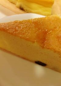 再現☆りくろーおじさん風のチーズケーキ☆