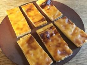 レアチーズ風酒粕ケーキ♪
