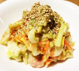 簡単♡たっぷり白菜とツナのやみつきサラダ