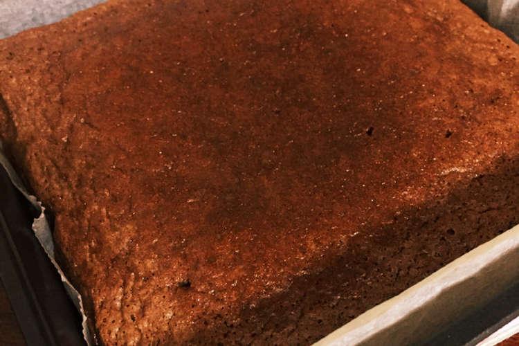 ブラウニー ホット ケーキ ミックス