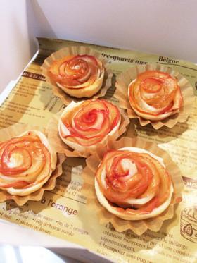 薔薇♡アップルパイ