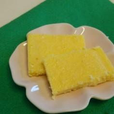 ホワイトちょこ☆チーズケーキ!