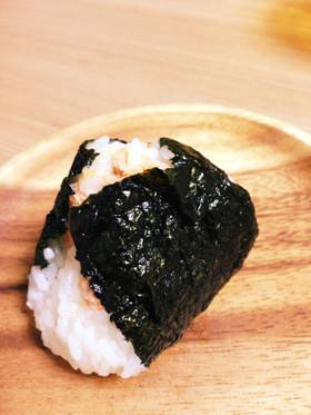 ポン酢*鮭マヨおにぎり