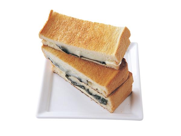 のりチーズトースト