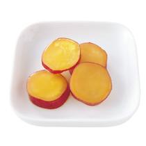 さつまいものオレンジジュース煮