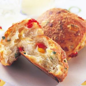 野菜とチーズのリュスティック