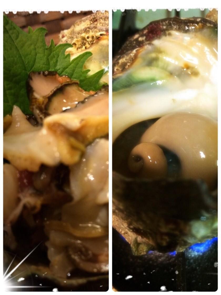 簡単説明!サザエの刺身・つぼ焼きの作り方