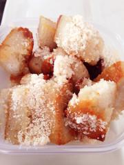 炊飯器で米粉パン→米粉ドーナツ☆の写真