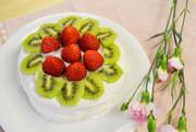 【ヨードリップ】ヨーグルトショートケーキの写真
