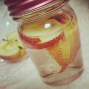◆りんごのデトックスウォーター◆の写真