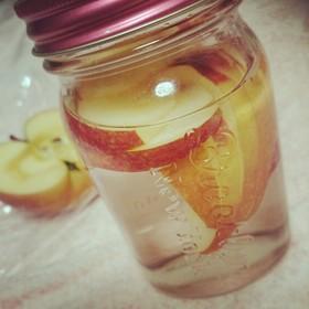 ◆りんごのデトックスウォーター◆