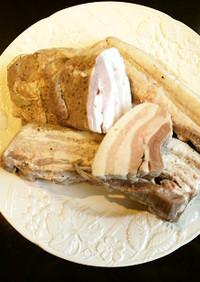 【保存性の向上】豚バラ肉のコンフィ