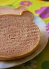 いちご風味のスイートパン(クマ型)