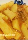簡単♪ジャガイモミートソース煮