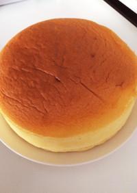 超簡単!ふわシュワ♡スフレチーズケーキ♡