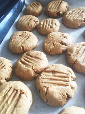 世界一のピーナッツバタークッキー