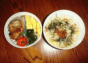 うなぎ寿司弁当
