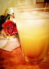 柑橘蜂蜜ジュース