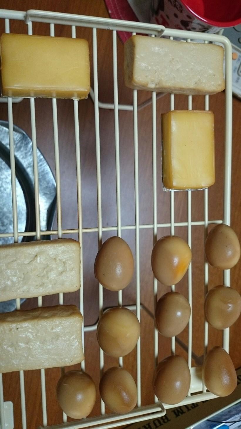 ウズラの卵の燻製~燻製始めました~
