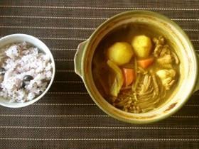 一人用カレー鍋    〜インド風〜
