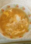 すぐ風邪が治る簡単キムチ雑炊