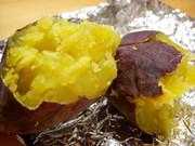 美味しい焼き芋を食べよう♪の写真